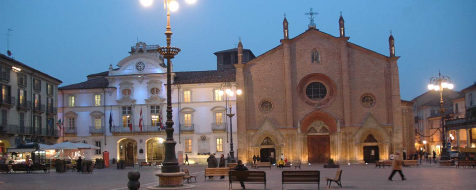 Cattedrale di Santa Maria Assunta - Кафедральный собор Асти